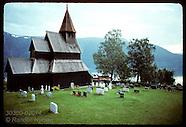 20: GENERAL ROLDAL & URNES STAVE CHURCES