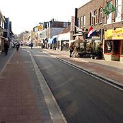 Heropening vernieuwde Havenstraat Hilversum, fietspad, weg