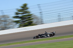 April 30, 2018 - Indianapolis, IN, U.S. - INDIANAPOLIS, IN - APRIL 30: Ed Carpenter (20) during an Open Test on April 30, 2018, at the Indianapolis Motor Speedway in Indianapolis, IN. (Photo by James Black/Icon Sportswire) (Credit Image: © James Black/Icon SMI via ZUMA Press)