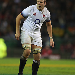 Joe Launchbury of England during the 2018 Castle Lager Incoming Series 3rd Test match between South Africa and England at Newlands Rugby Stadium,Cape Town,South Africa. 23,06,2018 Photo by (Steve Haag JMP)