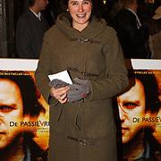 Premiere de Passievrucht, Tamar van den Dop