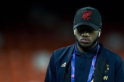 December 12, 2018 - Valencia, Spain - Fred of Manchester United during the match between Valencia CF and Manchester United at Mestalla Stadium in Valencia, Spain on December 12, 2018. (Credit Image: © Jose Breton/NurPhoto via ZUMA Press)