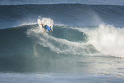 October 12, 2017 - Wiggolly Dantas (BRA)  Placed 2nd in Heat 3 of Round One at Quiksilver Pro France 2017, Hossegor, France..Quiksilver Pro France 2017, Landes, France - 12 Oct 2017 (Credit Image: © WSL via ZUMA Press)
