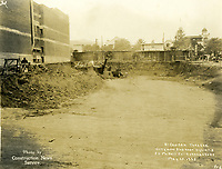 5/1925 Construction of the El Capitan Theater