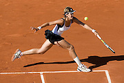 Paris, France. May 30th 2009. .Roland Garros - Tennis French Open. 3rd Round..Spanish player Maria Jose Martinez Sanchez against Serena Williams