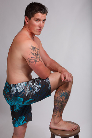 Jonathan, Tattoo + You, A Photo Story of Body Ink