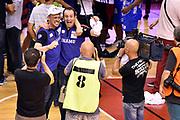 DESCRIZIONE : Campionato 2014/15 Serie A Beko Grissin Bon Reggio Emilia - Dinamo Banco di Sardegna Sassari Finale Playoff Gara7 Scudetto<br /> GIOCATORE : Massimo Maffezzoli Paolo Citrini<br /> CATEGORIA : esultanza postgame<br /> SQUADRA : Banco di Sardegna Sassari<br /> EVENTO : Campionato Lega A 2014-2015<br /> GARA : Grissin Bon Reggio Emilia - Dinamo Banco di Sardegna Sassari Finale Playoff Gara7 Scudetto<br /> DATA : 26/06/2015<br /> SPORT : Pallacanestro<br /> AUTORE : Agenzia Ciamillo-Castoria/GiulioCiamillo<br /> GALLERIA : Lega Basket A 2014-2015<br /> FOTONOTIZIA : Grissin Bon Reggio Emilia - Dinamo Banco di Sardegna Sassari Finale Playoff Gara7 Scudetto<br /> PREDEFINITA :