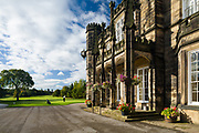 Architectural photography - Rotherham Golf Club