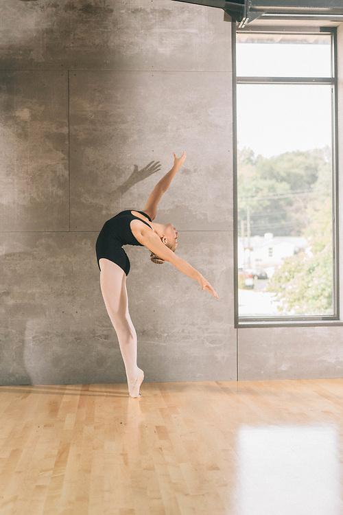 Ballerina back bend