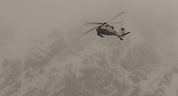 25.02.2010,  Lavanter Forcha, Lavant, AUT, Bundesheer Übung, im Bild S 70 Black Hawk, des österreichischen Bundesheeres, im Hochalpinen Einsatz, EXPA Pictures © 2010, PhotoCredit: EXPA/ J. Feichter / SPORTIDA PHOTO AGENCY.