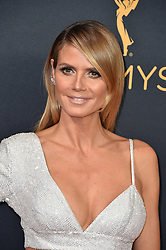 Heidi Klum attends the 68th Annual Primetime Emmy Awards at Microsoft Theater on September 18, 2016 in Los Angeles, California. Photo by Lionel Hahn/ABACAPRESS.COM