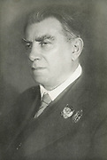 Reinhold Ernst Gliere (1875-1956) Russian and Soviet composer of German-Polish descent.