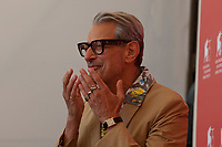 Actor Jeff Goldblum at the photocall for the film The Mountain at the 75th Venice Film Festival, on Thursday 30th August 2018, Venice Lido, Italy.