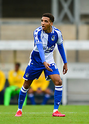 Jayden Mitchell-Lawson of Bristol Rovers  - Mandatory by-line: Dougie Allward/JMP - 15/08/2020 - FOOTBALL - Memorial Stadium - Bristol, England - Bristol Rovers v Exeter City - Pre-season friendly