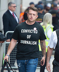Tommy Robinson Old Bailey 11th July 2019