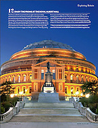 The Royal Albert Hall in the Britain 2014 guide