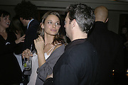 Dexter Fletcher and Rachel Speed, The 25th hour post party at the Plaza on the River, 18 Albert Embankment. Culmination of the 24 Hour Plays Celebrity Gala at the Old Vic.London. 8 October 2006.  -DO NOT ARCHIVE-© Copyright Photograph by Dafydd Jones 66 Stockwell Park Rd. London SW9 0DA Tel 020 7733 0108 www.dafjones.com