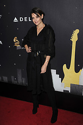 January 25, 2018 - New York, NY, USA - January 25, 2018  New York City..Katie Holmes attending Delta Air Lines celebration of 2018 Grammy Weekend at The Bowery Hotel on January 25, 2018 in New York City. (Credit Image: © Kristin Callahan/Ace Pictures via ZUMA Press)