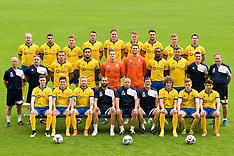 150803 - Lincoln City squad photo