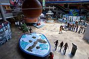 Porto Alegre_RS, Brasil.<br /> <br /> Museu de Ciencia e Tecnologia, no campus da PUC-RS em Porto Alegre, Rio Grande do Sul.<br /> <br /> The Museum of Science and Technology of PUCRS in Porto Alegre, Rio Grande do Sul.<br /> <br /> Foto: MARCUS DESIMONI / NITRO