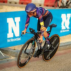 UTRECHT (NED) July 8 CYCLING: <br /> Proloog Baloise Belgium tour <br /> Kasia Niewiadoma