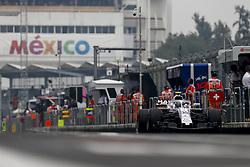 October 27, 2018 - Mexico-City, Mexico - Motorsports: FIA Formula One World Championship 2018, Grand Prix of Mexico, .#35 Sergey Sirotkin (RUS, Williams Martini Racing) (Credit Image: © Hoch Zwei via ZUMA Wire)