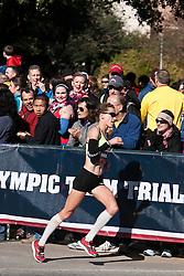 Amy Hastings, 4th in women's marathon