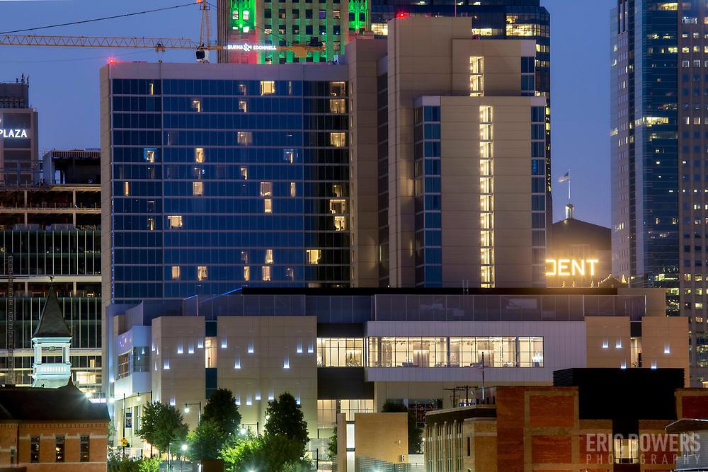 Kansas City Downtown and Loews Hotel