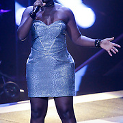 NLD/Hilversum/20121109 - The Voice of Holland 1e liveuitzending, Maame Joses