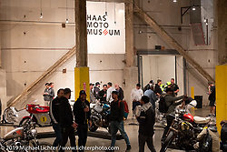 The Bobby Haas Museum display at the Handbuilt Show. Austin, Texas USA. Saturday, April 13, 2019. Photography ©2019 Michael Lichter.
