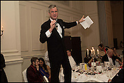 EDWARD RISING; AUCTIONEER,, The St. Petersburg Ball. In aid of the Children's Burns Trust. The Landmark Hotel. Marylebone Rd. London. 14 February 2015. Less costs  all income from print sales and downloads will be donated to the Children's Burns Trust.