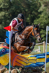 TUSKA Peter (HUN), Ben Bendeguz<br /> Luhmühlen - LONGINES FEI Eventing European Championships 2019<br /> Geländeritt CCI 4*<br /> Cross country CH-EU-CCI4*-L<br /> 31. August 2019<br /> © www.sportfotos-lafrentz.de/Stefan Lafrentz