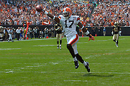 Charlie Frye connected with receiver Braylon Edwards for an apparent 74-yard touchdown pass on the opening play, but it got called back because Browns left tackle Jeff Shaffer was penalized for holding. From there, the Browns went further backward and accumulated minus-23 yards on their first three possessions.
