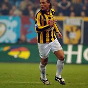 NLD/Arnhem/20051211 - Voetbal, Vitesse - Ajax, Stijn Vreven