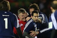 Rugby Union - 2012 Rugby Legends Match - British & Irish Legends vs. French Legends.Jason Leonard at Twickenham Stoop, London