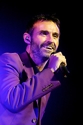 Marti Pellow of Wet Wet Wet performa a Solo Show at Sheffields City Hall.03 November 2006.Copyright Paul David Drabble