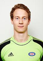 Fotball<br /> Tippeligaen<br /> Portrett portretter<br /> Vålerenga VIF 2013<br /> Øyvind Knutsen<br /> Foto: Eirik Førde