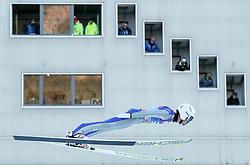 31.12.2016, Olympiaschanze, Garmisch Partenkirchen, GER, FIS Weltcup Ski Sprung, Vierschanzentournee, Garmisch Partenkirchen, Qualifikation, im Bild Daiki Ito (JPN) // Daiki Ito of Japan during his Qualification Jump for the Four Hills Tournament of FIS Ski Jumping World Cup at the Olympiaschanze in Garmisch Partenkirchen, Germany on 2016/12/31. EXPA Pictures © 2016, PhotoCredit: EXPA/ Jakob Gruber