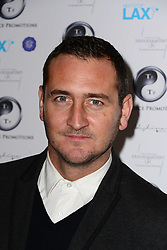 Will Mellor during the Triforce Film Festival, London, United Kingdom. Sunday, 8th December 2013. Picture by Nils Jorgensen / i-Images