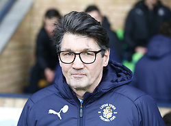 January 26, 2019 - Southend, England, United Kingdom - Mick Harford (interim)manager of Luton Town.during Sky Bet League One match between Southend United and Luton Town at Roots Hall Ground, Southend, England on 26 Jan 2019. (Credit Image: © Action Foto Sport/NurPhoto via ZUMA Press)