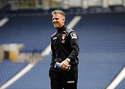 Matt Ritchie of Bournemouth walks on the Hawthorns prior to kick off.- Mandatory byline: Alex James/JMP - 07966 386802 - 19/12/2015 - FOOTBALL - The Hawthorns - Birmingham, England - West Bromwich Albion v AFC Bournemouth - Barclays Premier League