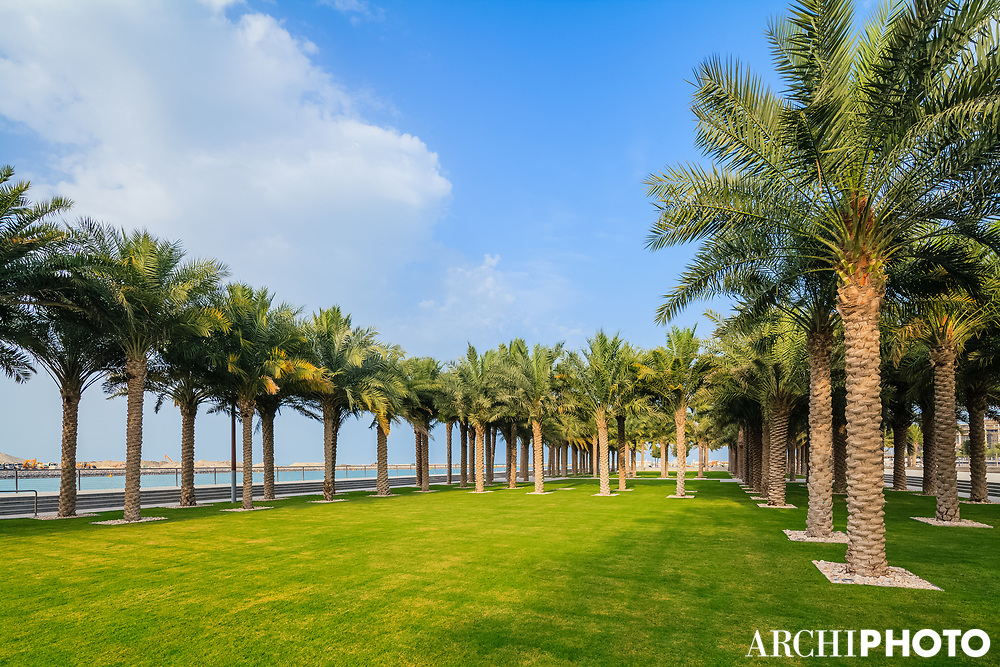 AS. Architecture-Studio • Lusail Marina, Doha