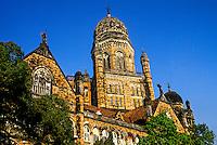 Municipal Corporation Building (opposite Victoria Terminus), Mumbai (Bombay), Maharashtra, India