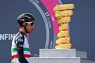 Fabio Aru (ITA - UAE Team Emirates) during the 101th Tour of Italy, Giro d'Italia 2018, stage 10, Penne - Gualdo Tadino 239 km on May 15, 2018 in Italy - Photo Dario Belingheri / BettiniPhoto / ProSportsImages / DPPI