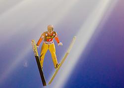 06.01.2011, Paul Ausserleitner Schanze, Bischofshofen, AUT, Vierschanzentournee, Bischofshofen, 1. Wertungsdurchgang, im Bild // Manuel Fettner (AUT)  // during the 59th Four Hills Tournament First Jump in Bischofshofen, EXPA Pictures © 2011, PhotoCredit: EXPA/ J. Feichter