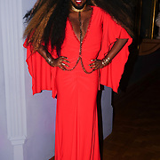 Freida Slaves attend the Gay Times Honours on 18th November 2017 at the National Portrait Gallery in London, UK.