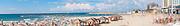 Gordon Beach Panorama, Tel Aviv, Israel