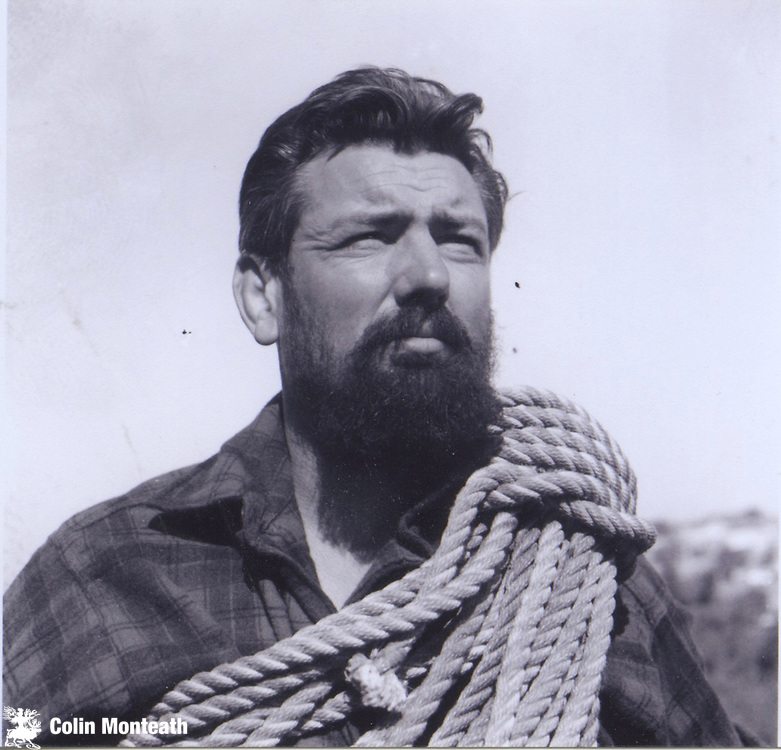 Warwick Deacock, English-Australian climber, leader of 1964/65 South Indian Ocean Expedition to Heard Island,