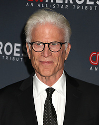December 9, 2018 - New York City, New York, U.S. - TED DANSON attends the 12th Annual CNN Heroes: An All-Star Tribute held at the American Museum of National History. (Credit Image: © Nancy Kaszerman/ZUMA Wire)