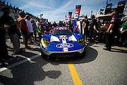 January 27-31, 2016: Daytona 24 hour: #67 Ryan Briscoe, Richard Westbrook, Stefan Mücke, Ford Chip Ganassi Racing, Ford GT GTLM